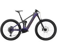 e-Mountainbike Trek Rail 9.9 Lila/Carbon