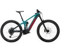 e-Mountainbike Trek Rail 9.9 Blau/Blau