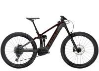 e-Mountainbike Trek Rail 9.9 Rot/Anthrazit