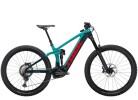 e-Mountainbike Trek Rail 9.8 XT Blau/Blau