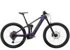e-Mountainbike Trek Rail 9.8 Lila/Carbon
