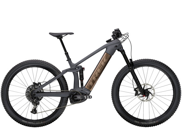 e-Mountainbike Trek Rail 9.7 Anthrazit 2021