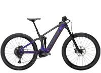 e-Mountainbike Trek Rail 9.7 Lila/Carbon