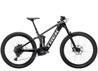 e-Mountainbike Trek Rail 9.7 Anthrazit/Schwarz