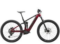 e-Mountainbike Trek Rail 7 Schwarz/Rot