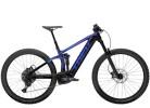 e-Mountainbike Trek Rail 5 Lila/Schwarz