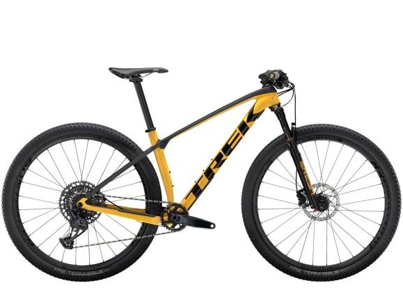 Mountainbike Trek Procaliber 9.7 Gelb/Anthrazit 2021