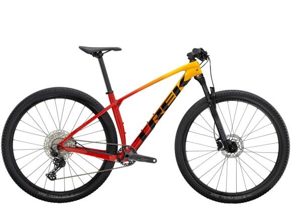 Mountainbike Trek Procaliber 9.5 Gelb/Rot 2021