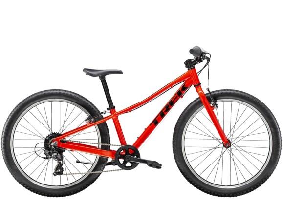 Kinder / Jugend Trek Precaliber 24 8-speed Boy's Rot 2021