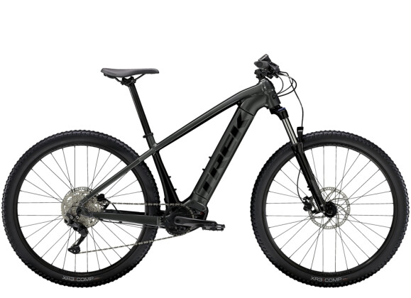 e-Mountainbike Trek Powerfly 4 Anthrazit/Schwarz 2021