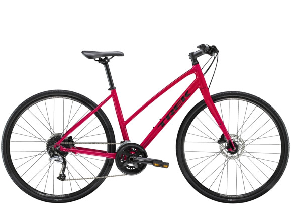 Crossbike Trek FX 3 Disc Women's Stagger Pink 2021