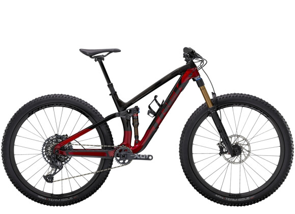 Mountainbike Trek Fuel EX 9.9 XO1 Carbon/Rot 2021