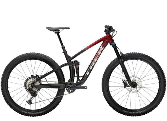 Mountainbike Trek Fuel EX 8 XT Rot/Schwarz 2021
