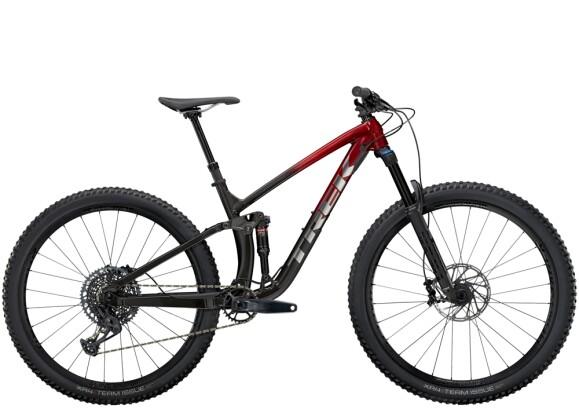 Mountainbike Trek Fuel EX 8 GX Rot/Schwarz 2021
