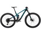 Mountainbike Trek Fuel EX 7 Grün/Schwarz