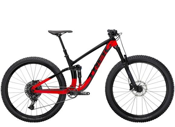 Mountainbike Trek Fuel EX 7 Schwarz/Rot 2021