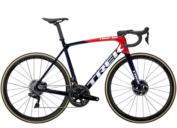 Race Trek Émonda SLR 9 Blau/Rot 2021