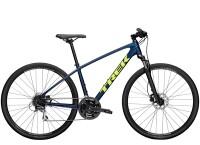 Crossbike Trek Dual Sport 2 Blau