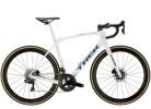 Race Trek Domane SLR 9 Weiss/Blau