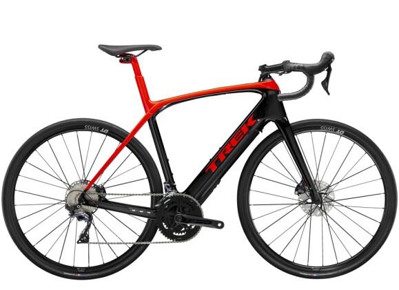 e-Rennrad Trek Domane+ LT Rot/Schwarz 2021