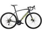 Race Trek Domane AL 3 Disc Anthrazit/Grün