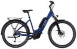 e-Trekkingbike EBIKE.Das Original TREKKING Advanced Wave blau
