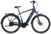 e-Citybike EBIKE.Das Original TOUR Pro Diamant blau Gates