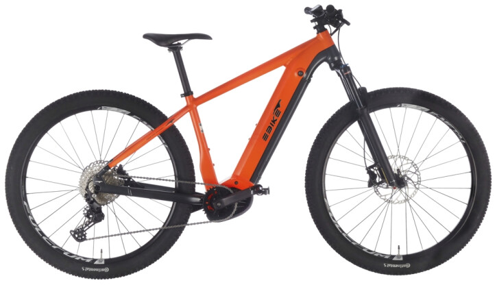 e-Mountainbike EBIKE.Das Original OFFROAD Pro Mtb orange 2021