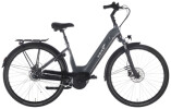 e-Citybike EBIKE.Das Original CITY Pro Wave RT Gates grau