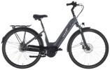 e-Citybike ADVANCED EBIKE CITY Pro Wave FL Gates grau