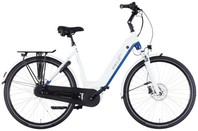 e-Citybike ADVANCED EBIKE CITY Pro Wave RT Gates 2021