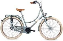 Kinder / Jugend S´cool chiX classic 26-3 retro-green