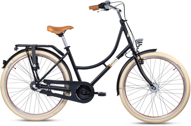 Kinder / Jugend S´cool chiX classic 26-3 retro-green 2021
