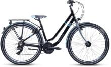 Kinder / Jugend S´cool chiX twin alloy 26-21 black/blue