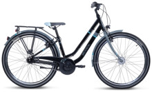 Kinder / Jugend S´cool chiX twin alloy 26-7 black/blue