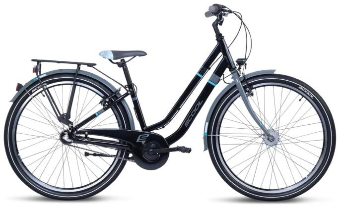 Kinder / Jugend S´cool chiX twin alloy 26-3 black/blue 2021