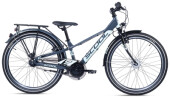 Kinder / Jugend S´cool troX EVO alloy 24-7 anthracite/turquoise
