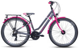 Kinder / Jugend S´cool chiX twin alloy 24-21 black/berry