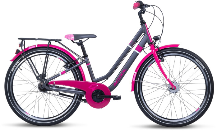 Kinder / Jugend S´cool chiX twin alloy 24-7 turquoise/violet 2021