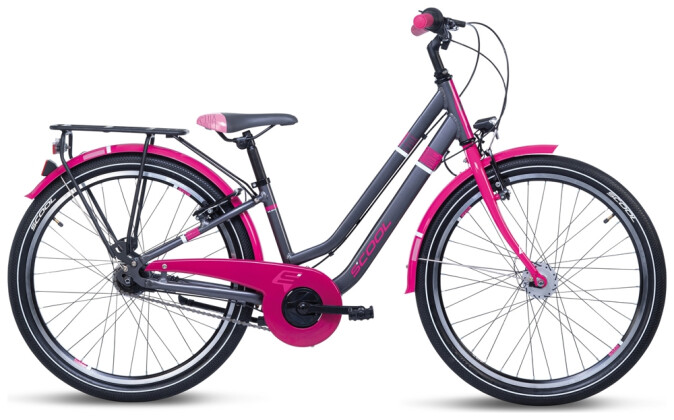 Kinder / Jugend S´cool chiX twin alloy 24-7 black/berry 2021