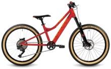 e-Kinder/Jugendrad S´cool e-troX Race 24-9 red