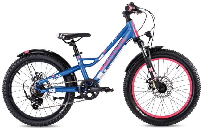 Kinder / Jugend S´cool faXe alloy 20-7 blue/pink 2021