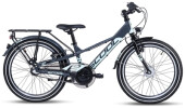 Kinder / Jugend S´cool troX EVO alloy 20-3 anthracite/turquoise
