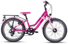 Kinder / Jugend S´cool chiX twin alloy 20-7 pink/pink
