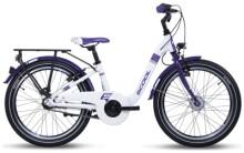 Kinder / Jugend S´cool ChiX alloy 20-3 white/violet
