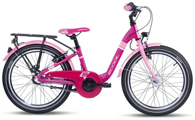 Kinder / Jugend S´cool ChiX alloy 20-3 pink/pink 2021