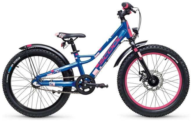 Kinder / Jugend S´cool faXe 20-3 blue/pink 2021