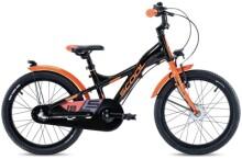 Kinder / Jugend S´cool XXlite Street alloy 18-3 black/orange