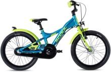 Kinder / Jugend S´cool XXlite Street alloy 18-3 blue/lemon