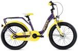 Kinder / Jugend S´cool niXe street alloy 18-3 purple /yellow